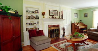 Old-Style Living Room